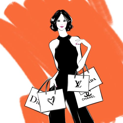 Veronica Collignon - Fashion and Portrait Illustrator. New York