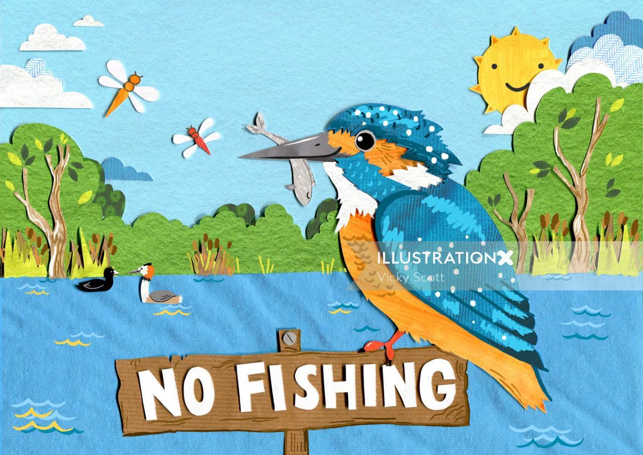 childrens book, wildlife, nature, kingfisher, british wildlife, british birds, sun, sunny day, river