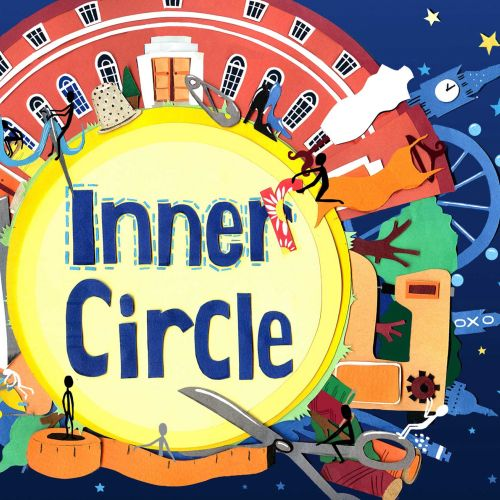 inner circle Graphic design