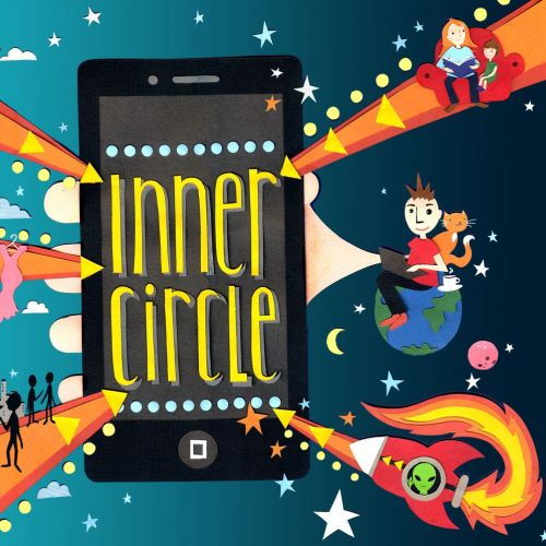 Cover illustration of  Inner Circle App