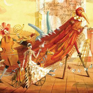 View Victoria Fomina's illustration portfolio