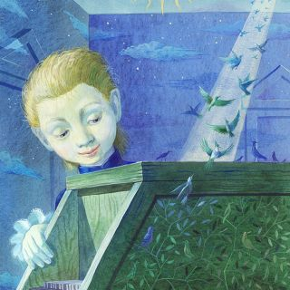Victoria Fomina - Leading storybook illustrator based in Russia