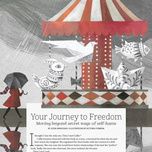 Computer Generated  Your Journey to Freedom
