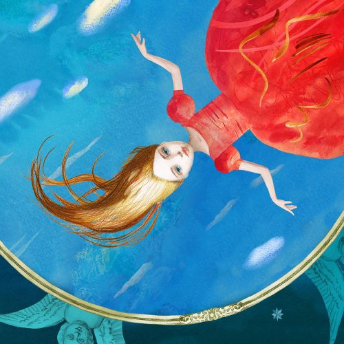 Victoria Fomina Leading storybook illustrator based in Russia