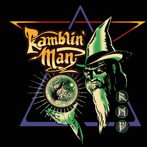 Character design of ramblin man