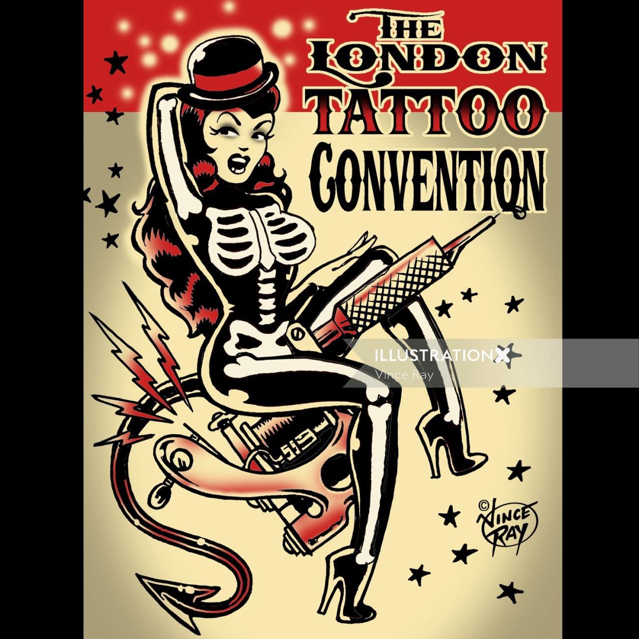 Tattoo - Low brow art collection