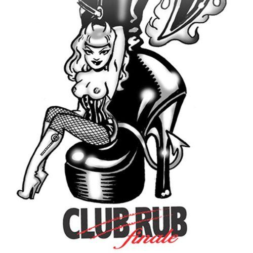 Poster design for club rub final