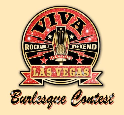 Retro cover design of Viva Rockabilly weekend
