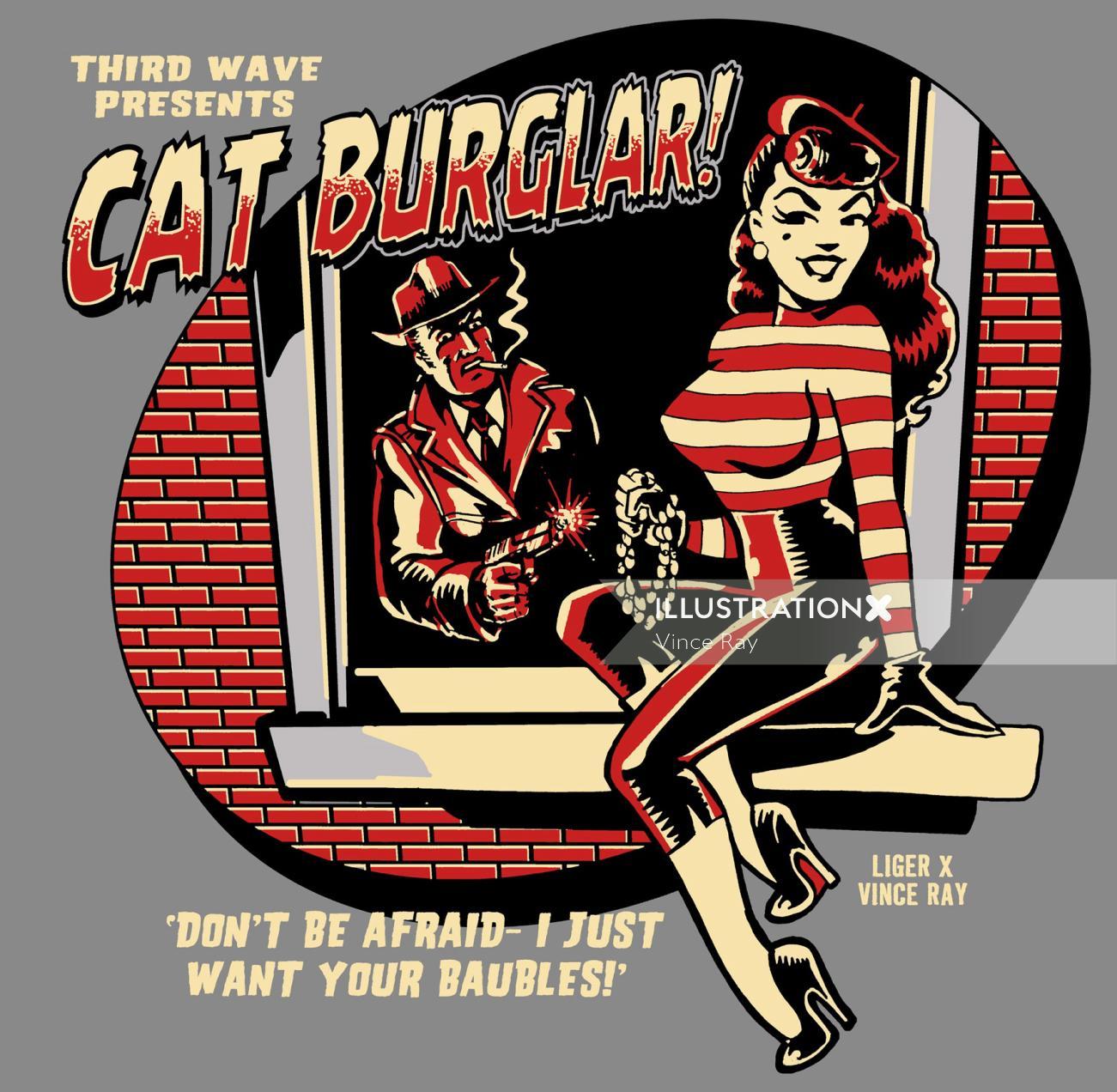 Cat women and  criminal