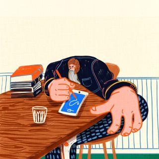 View Visbii's illustration portfolio