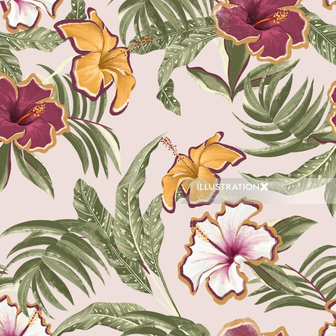 floral design by Vivi Campos