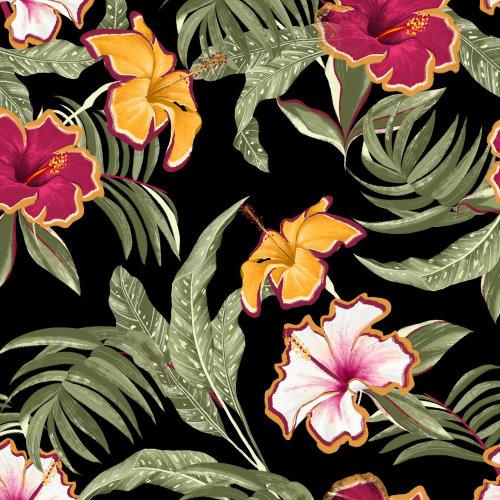 illustration florale par Vivi Campos