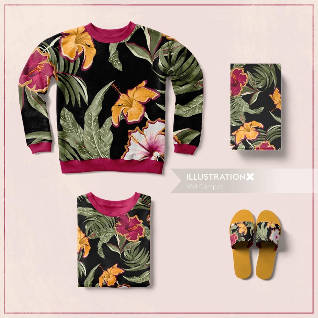 clothing illustration