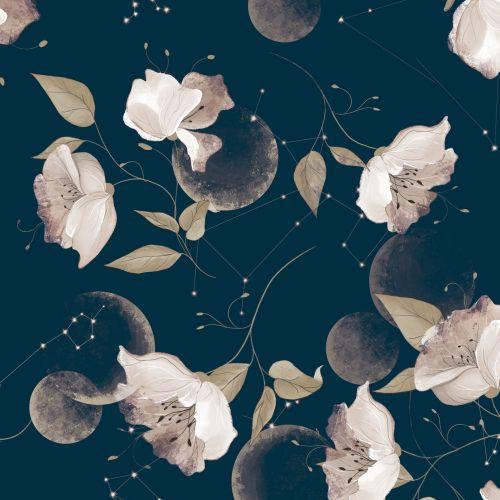 darker variation of the Elegance print