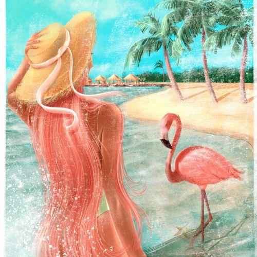 Vivi Campos Nature Illustrator from Brazil