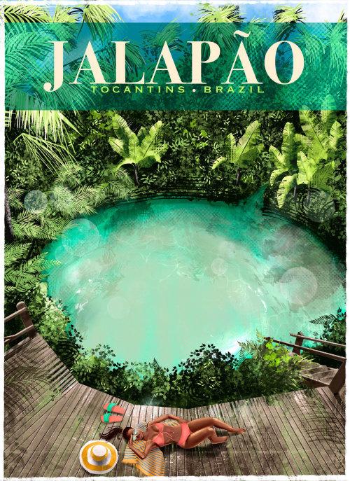 Jalapão-Brésil