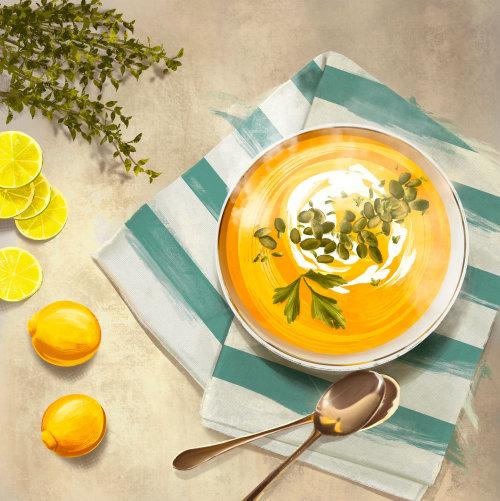 #pumpkin soup