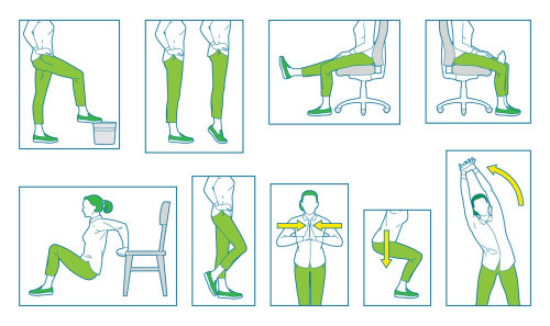 fitness exercises, fitness, exercise, diagrams, step by step