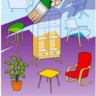graphic design lifestyle,interior,interiors,living space,painting,furniture,