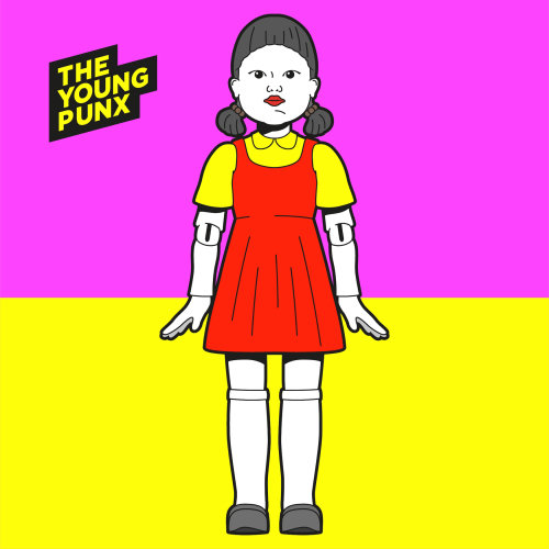 The Young Punx Cover 1
