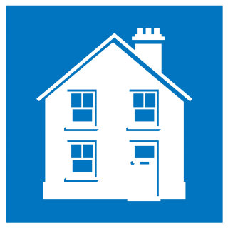 House icon by Hastings based illustrator