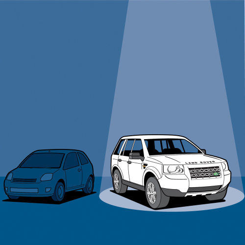 Vehicles Diagram