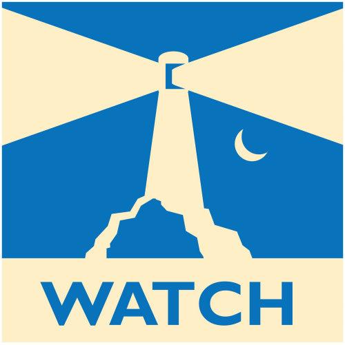 威利·赖安的灯塔符号图