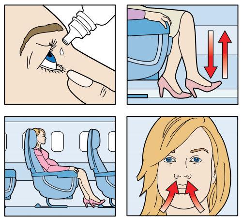 飞行指令图图