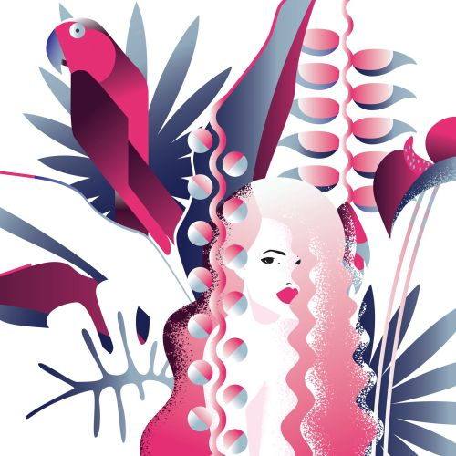 Vector illustration by Yordanka Poleganova