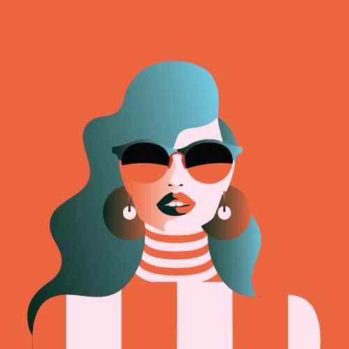 Yordanka Poleganova - Berlin Based Animator specilised in fashion illustrations and animations.
