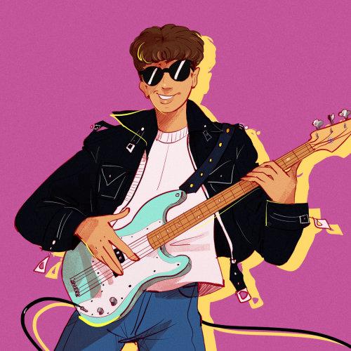 Retro Bomb singer album artwork