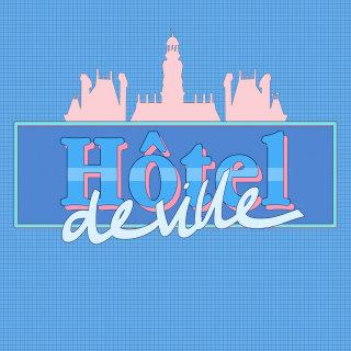 Hotel De Ville Retro Design