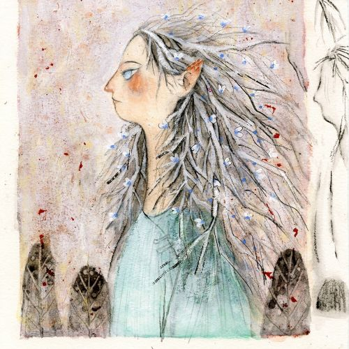 Zhe Titi People Illustrator
