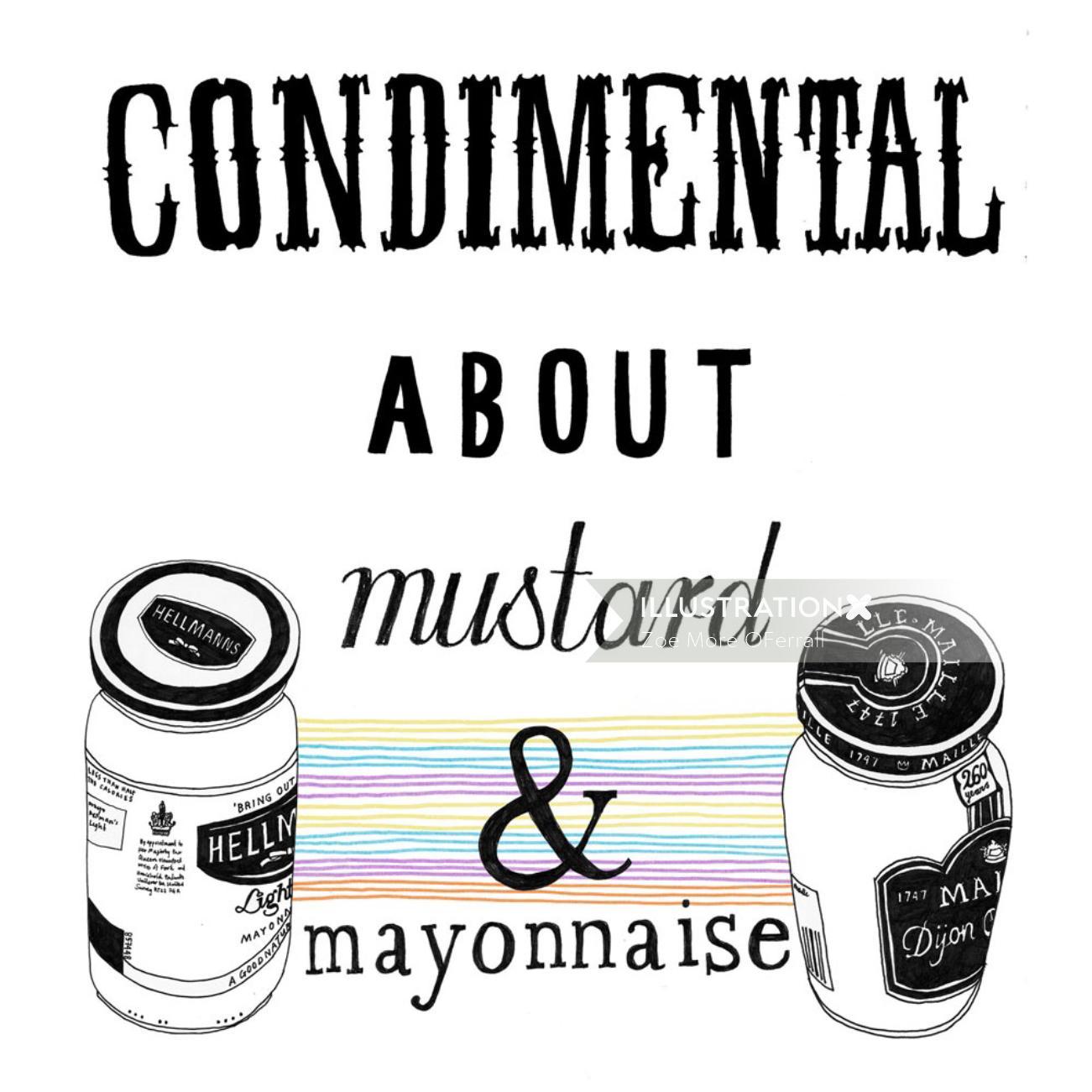 Mustard & Mayonnaise