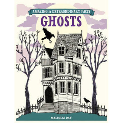 Illustration of GHOSTS By Zoe More O'Ferall