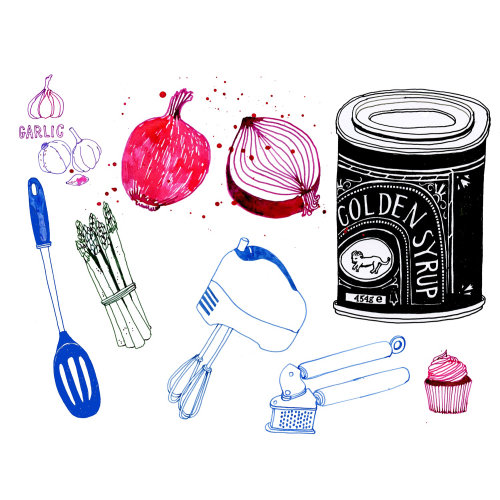 Cooking Food and accessories