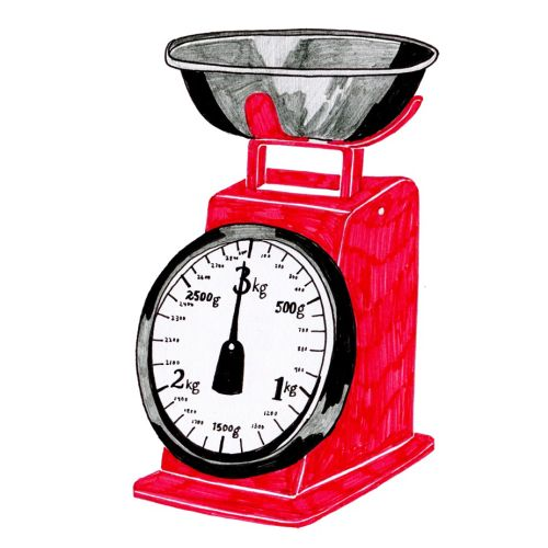3kg Weighing scale