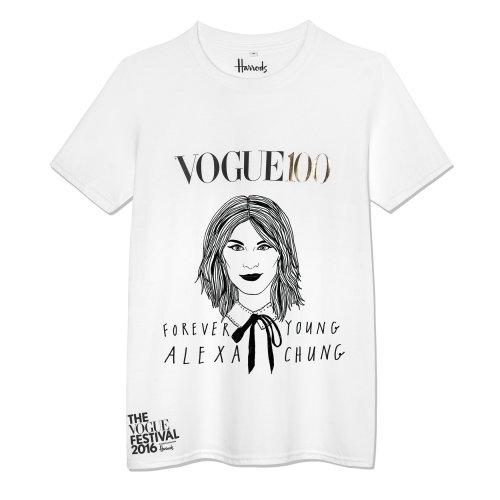 Vogue Alexa chung  Tshirt
