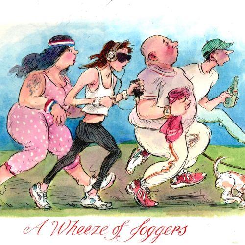 John Holder Desenhos animados e humor