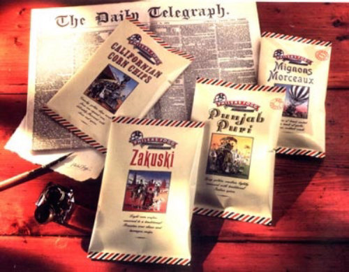 Illustration of the daily telegraph newspaper