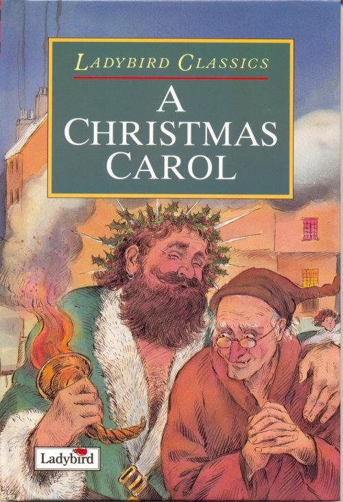 Design de capa de revista para canções de Natal