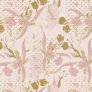 Nadia Flower Graphic