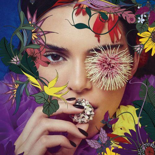 Nadia Flower Fashion
