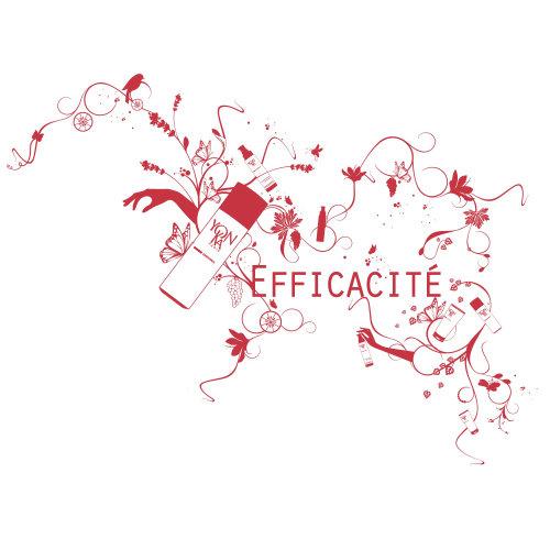 Graphic Lettering Efficacite