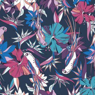 Nadia Flower Conceptual