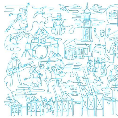 Tim Bradford International character illustrator. UK