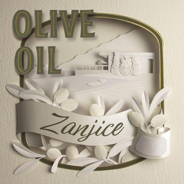 Zanjice Olive Oil