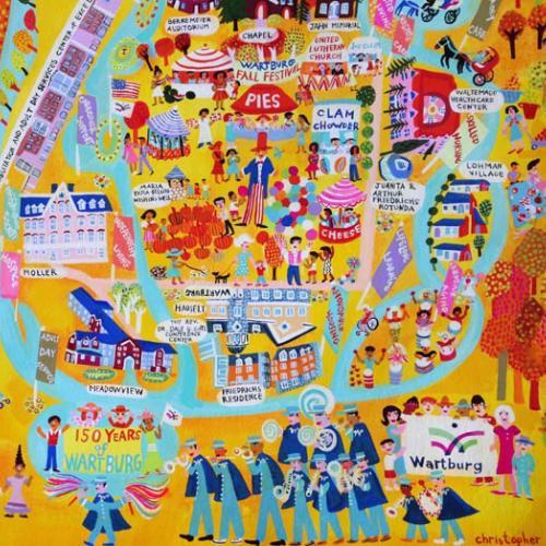 Wartburg's Fall Festival