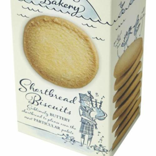 Biscuits from the Isle of Mull