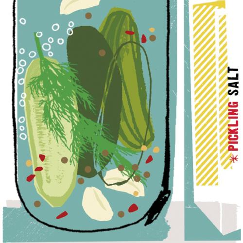 Pickling and Pairing